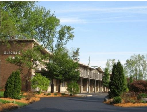 Burcham Woods Apartments