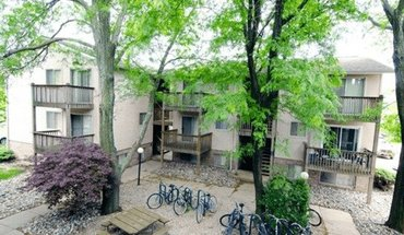 Courtyard Flatlets Apartment for rent in East Lansing, MI