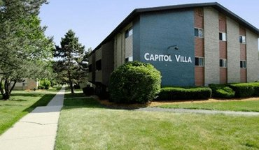 Capitol Villa Apartments Apartment for rent in East Lansing, MI