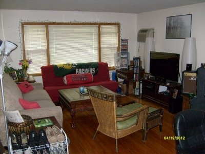 2 Bedrooms 1 Bathroom House for rent at 918 S Brooks St in Madison, WI
