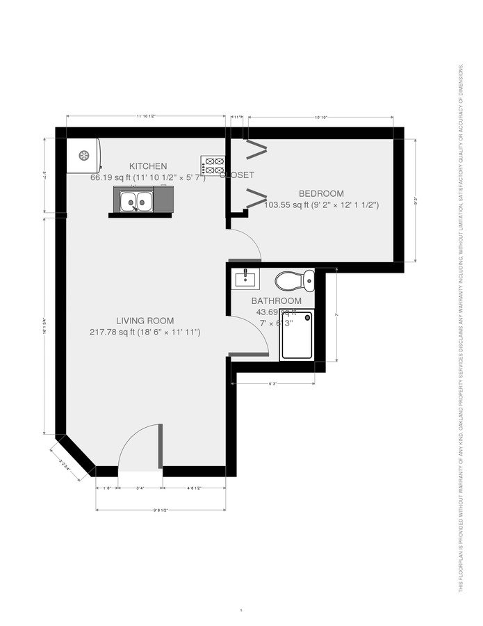 1 Bedroom 1 Bathroom Apartment for rent at 410 E. Washington Avenue in Madison, WI