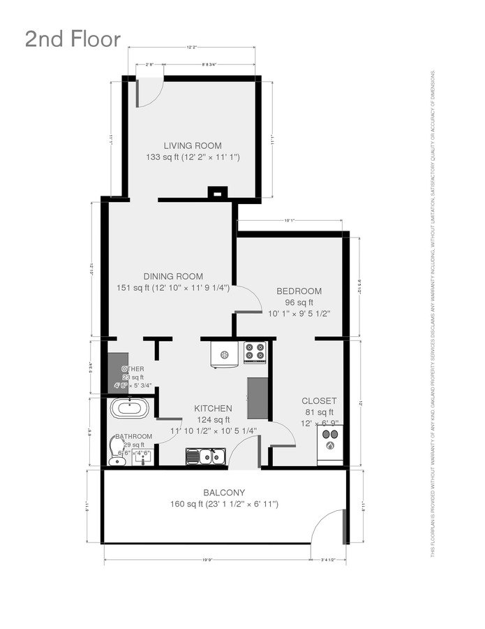 1 Bedroom 1 Bathroom Apartment for rent at 1201-1203 Williamson Street in Madison, WI