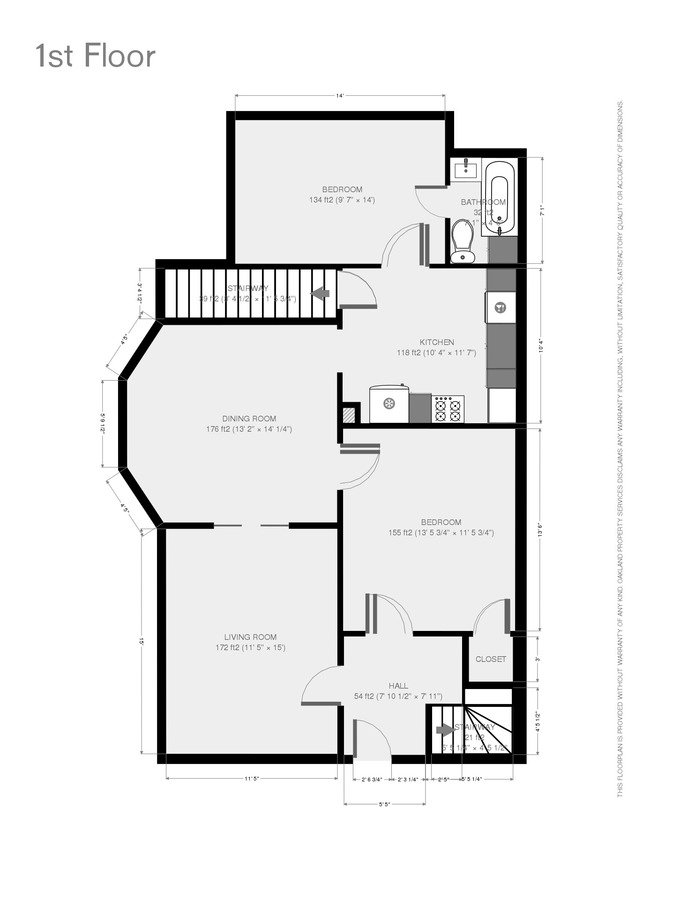 5 Bedrooms 3 Bathrooms House for rent at 537 W Doty St in Madison, WI
