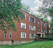 2 Bedrooms 1 Bathroom Apartment for rent at Sherman Terrace in Madison, WI