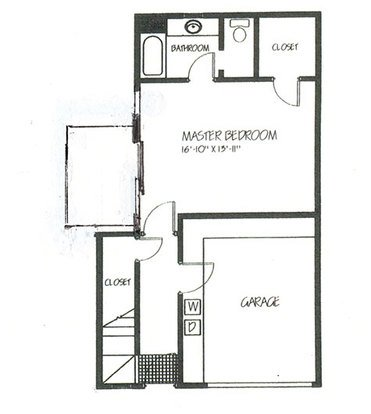 2 Bedrooms 2 Bathrooms Apartment for rent at Waterbury Place Townhomes in Arlington, TX