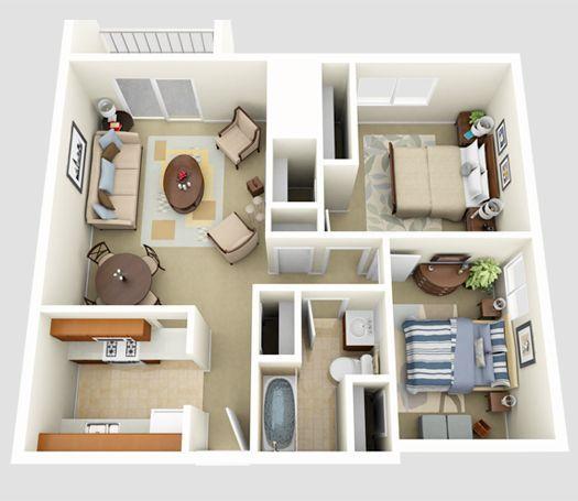 Riverfront Apartments: Riverfront Apartments Lansing, MI