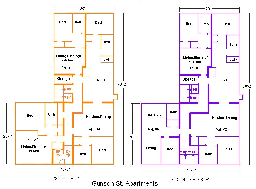 1 Bedroom 1 Bathroom Apartment for rent at 129 Gunson St in East Lansing, MI