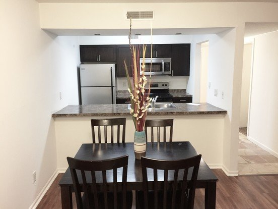 4 Bedrooms 2 Bathrooms Apartment for rent at The Palladium in Champaign, IL