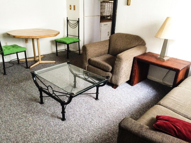 1 Bedroom 1 Bathroom Apartment for rent at 111 S. Busey in Urbana, IL