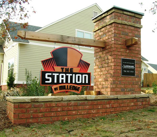 The Station At Milledge