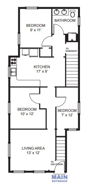6 Bedrooms 2 Bathrooms House for rent at 1331 Geddes Ave in Ann Arbor, MI