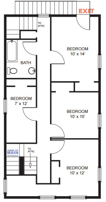 5 Bedrooms 2 Bathrooms Apartment for rent at 1218 Washtenaw Ct in Ann Arbor, MI
