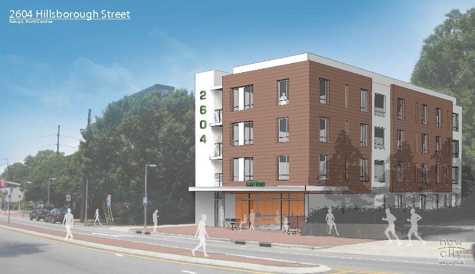 2604 Live On Hillsborough Apartments Raleigh, NC
