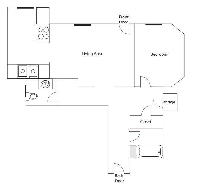 Buxton Place Apartments Cincinnati, OH