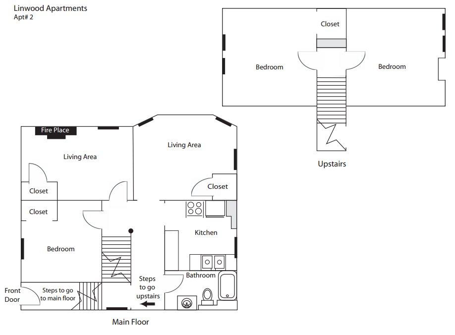 3 Bedrooms 1 Bathroom Apartment for rent at 3145 Linwood in Cincinnati, OH