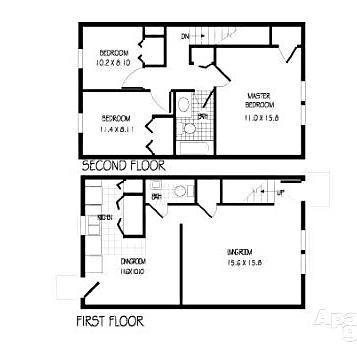 3 Bedrooms 2 Bathrooms Apartment for rent at The Oaks At St. Andrews in Louisville, KY