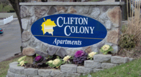 Similar Apartment at Clifton Colony