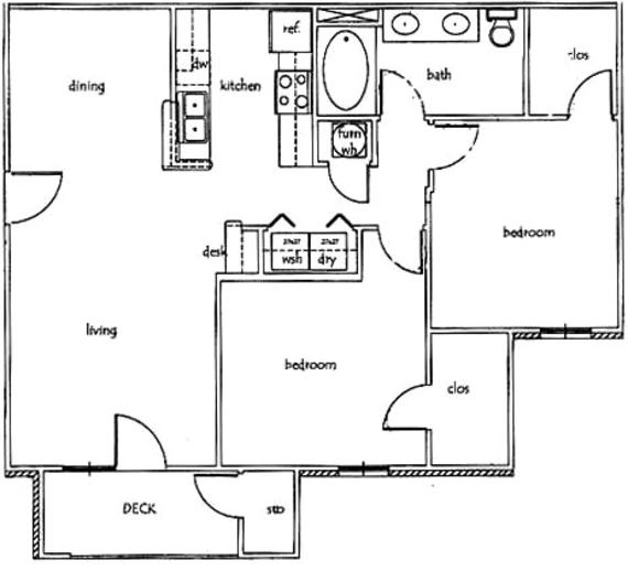 Apartments In Columbia Sc Close To Usc: Deer Valley Apartments Columbia, MO