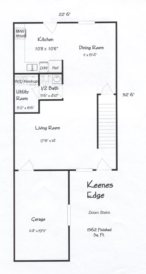 3 Bedrooms 2 Bathrooms Apartment for rent at Keene's Edge in Columbia, MO