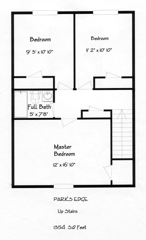 3 Bedrooms 2 Bathrooms Apartment for rent at Parks Edge in Columbia, MO
