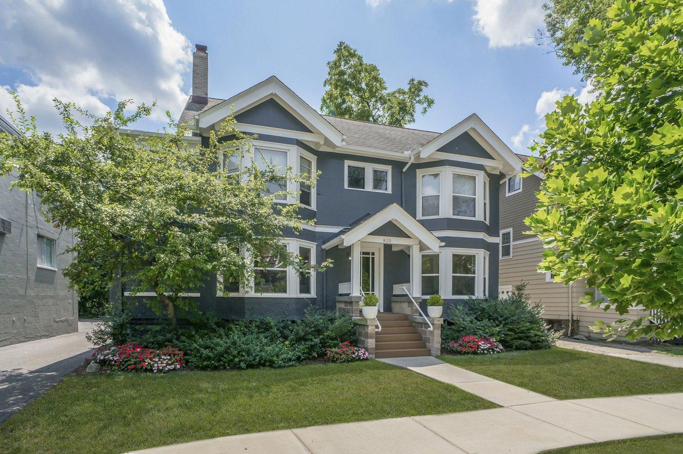 2 Bedrooms 1 Bathroom Apartment for rent at 820 Mckinley Avenue in Ann Arbor, MI