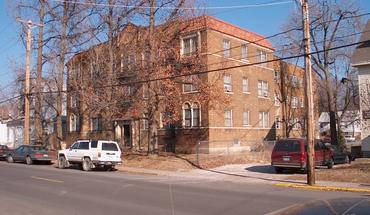 Belvedere Building Apartment for rent in Columbia, MO