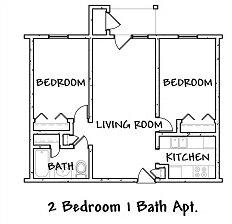 2 Bedrooms 1 Bathroom Apartment for rent at The Carthaginian in Cincinnati, OH