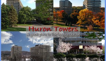 Huron Towers Apartment for rent in Ann Arbor, MI