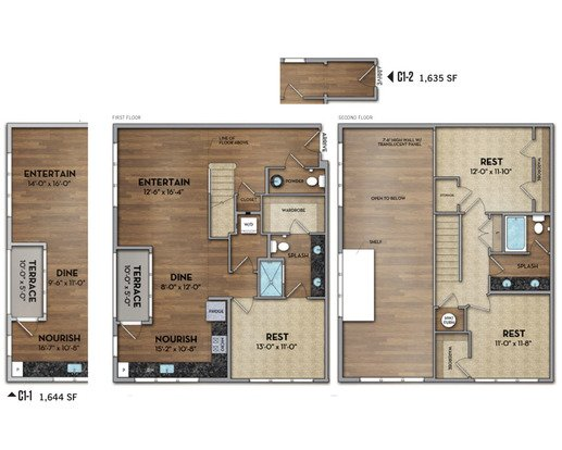 3 Bedrooms 2 Bathrooms Apartment for rent at The Huron in Denver, CO