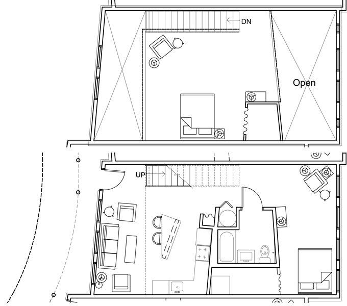 2 Bedrooms 1 Bathroom Apartment for rent at Artek Lofts in Lexington, KY
