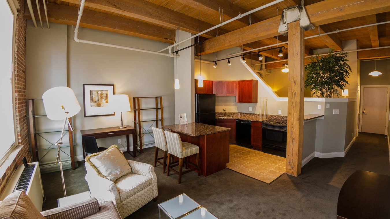 Soho Lofts Apartments Kansas City, MO