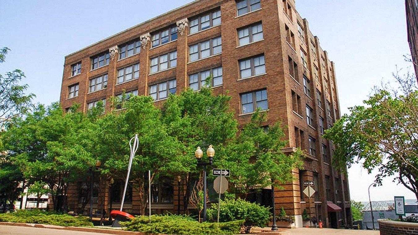 Trolley Park Lofts Apartments Kansas City Mo