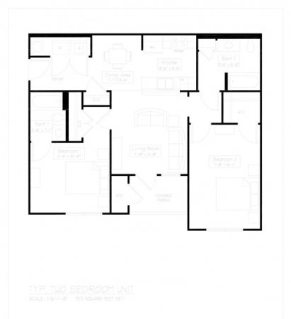 2 Bedrooms 2 Bathrooms Apartment for rent at Overlook Terrace in Louisville, KY