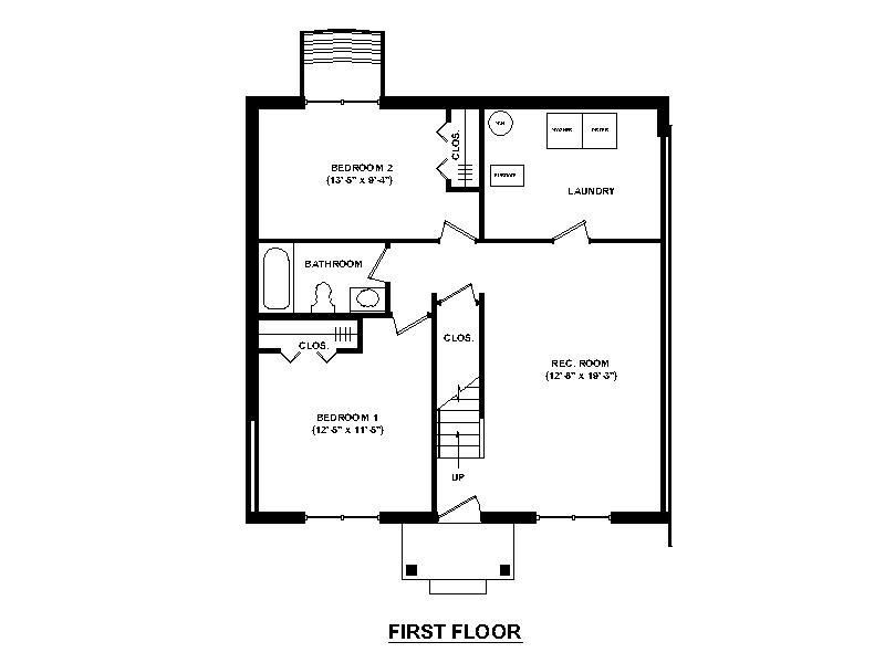 7 Bedrooms 3 Bathrooms Apartment for rent at Forest Creek Townhomes in Toledo, OH