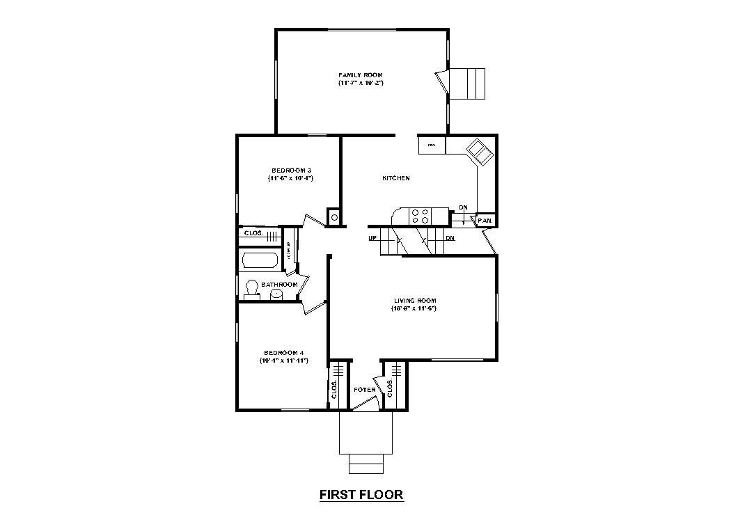 5 Bedrooms 2 Bathrooms House for rent at 647 Polonia Court in Toledo, OH