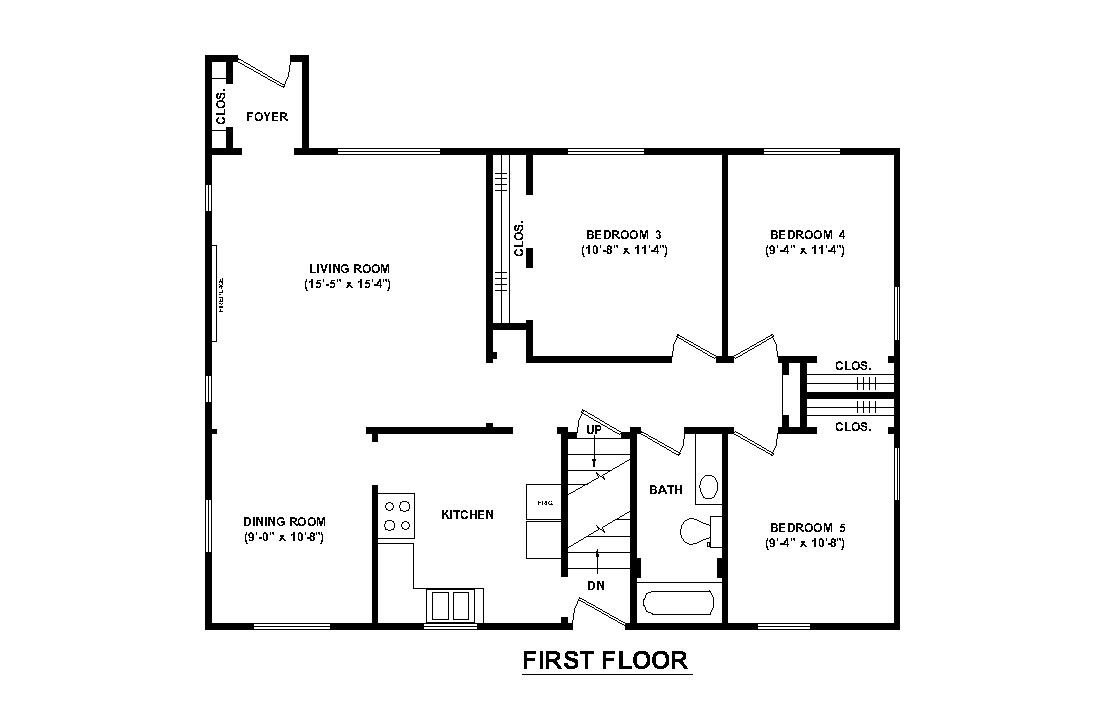 5 Bedrooms 3 Bathrooms House for rent at 822 Searles Rd in Toledo, OH