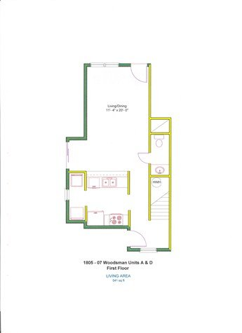 2 Bedrooms 1 Bathroom Apartment for rent at 1805-1807 Woodsman in College Station, TX