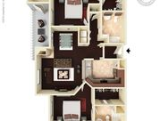 2 Bedrooms 2 Bathrooms Apartment for rent at The Pointe in Charlotte, NC