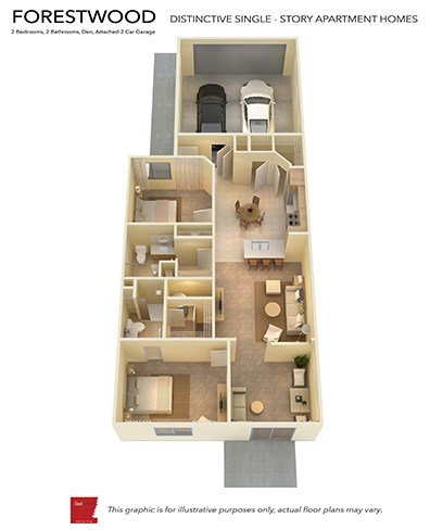 2 Bedrooms 2 Bathrooms Apartment for rent at Briarwood Cove in Perrysburg, OH