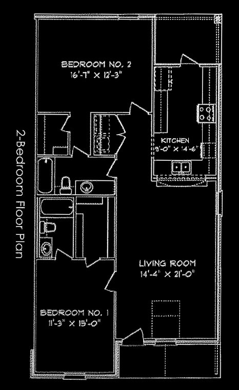 2 Bedrooms 2 Bathrooms Apartment for rent at The Barracks in College Station, TX