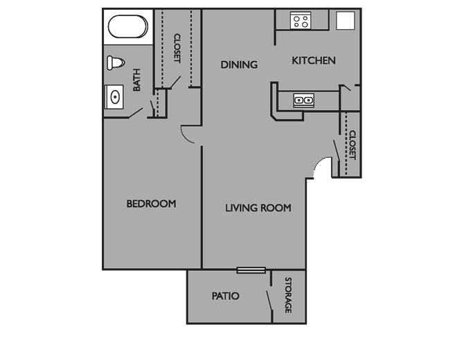 Wood Trail Apartments Bryan, TX