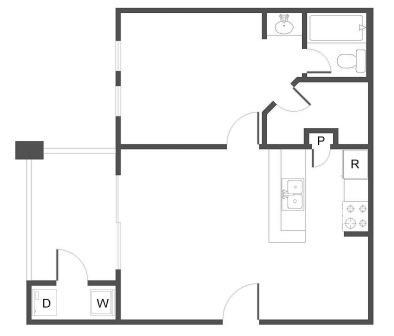 1 Bedroom 1 Bathroom Apartment for rent at Cielo in San Antonio, TX
