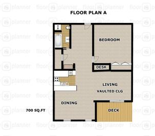 1 Bedroom 1 Bathroom Apartment for rent at Argo Apartments in Athens, GA