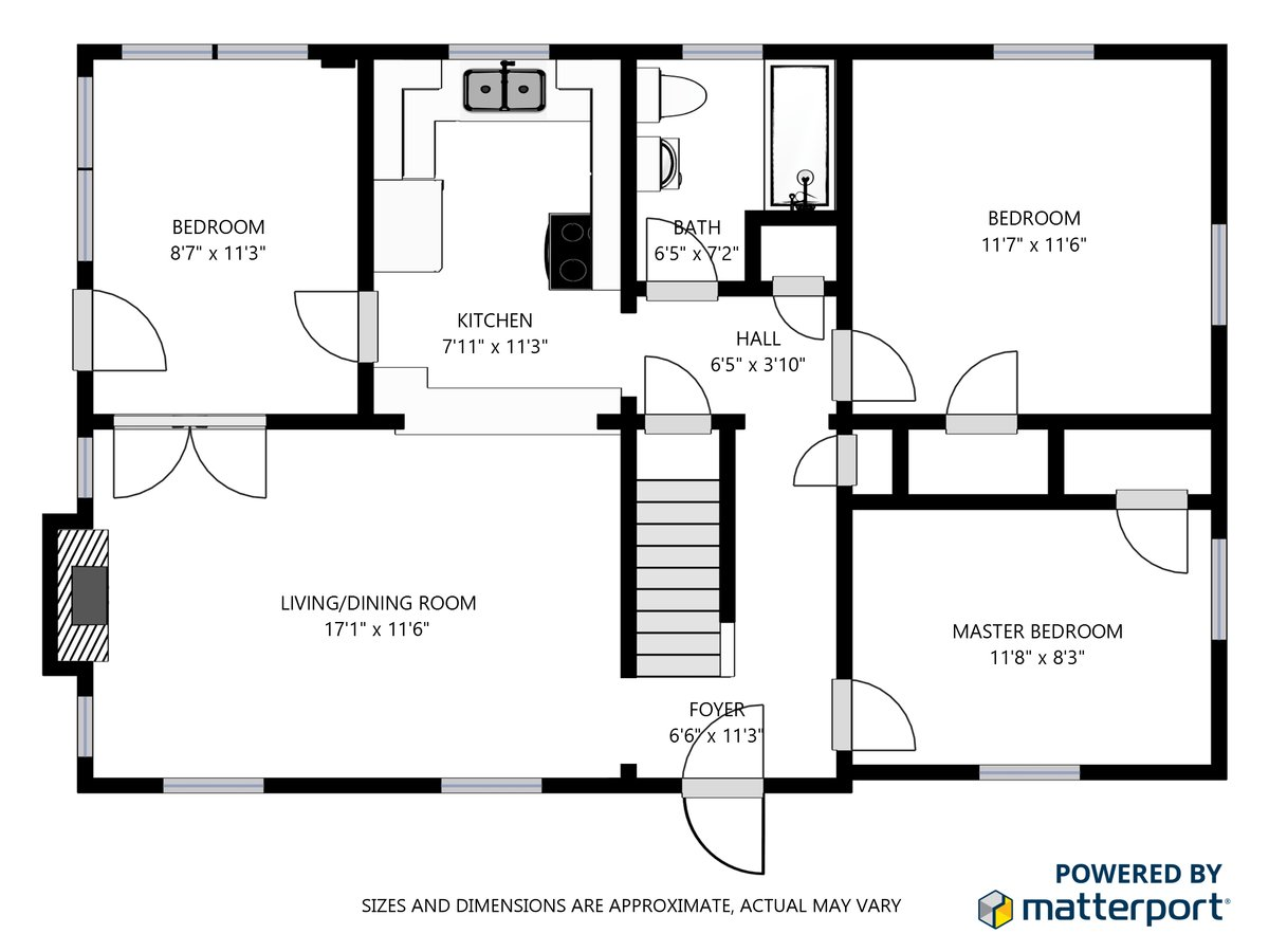 Studio 1 Bathroom House for rent at 1922 Birge Terrace in Madison, WI