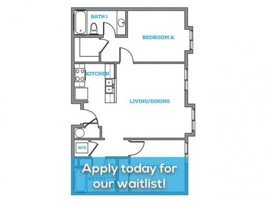 2 Bedrooms 2 Bathrooms Apartment for rent at The Pearl Campustown in Eugene, OR