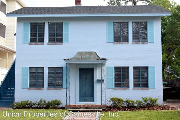 1 Bedroom 1 Bathroom Apartment for rent at 1026 Sw 6th Avenue in Gainesville, FL