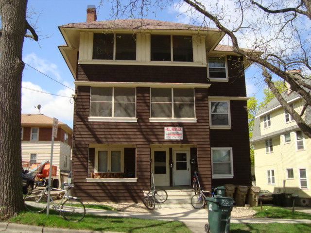 Apartments Near Edgewood 306-308 N Prospect for Edgewood College Students in Madison, WI