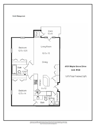 2 Bedrooms 2 Bathrooms Apartment for rent at The Dublin House in Madison, WI