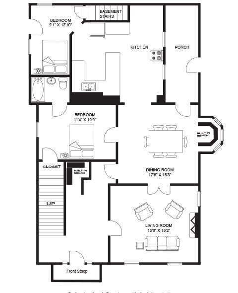 6 Bedrooms 3 Bathrooms House for rent at 420 N Carroll St in Madison, WI