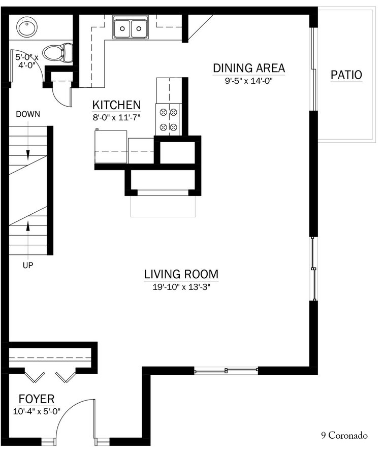 2 Bedrooms 1 Bathroom Apartment for rent at Coronado Court in Madison, WI